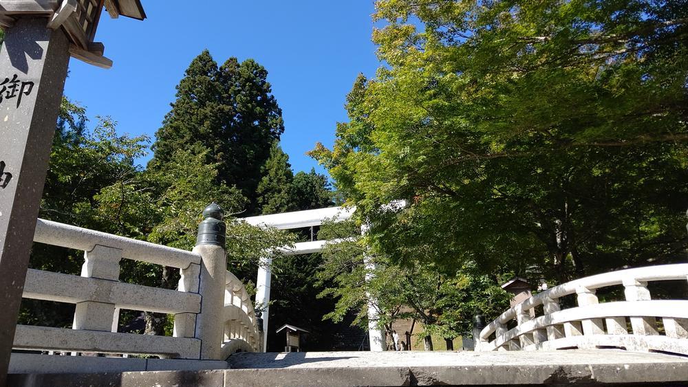 YUKAさんの土津神社への投稿