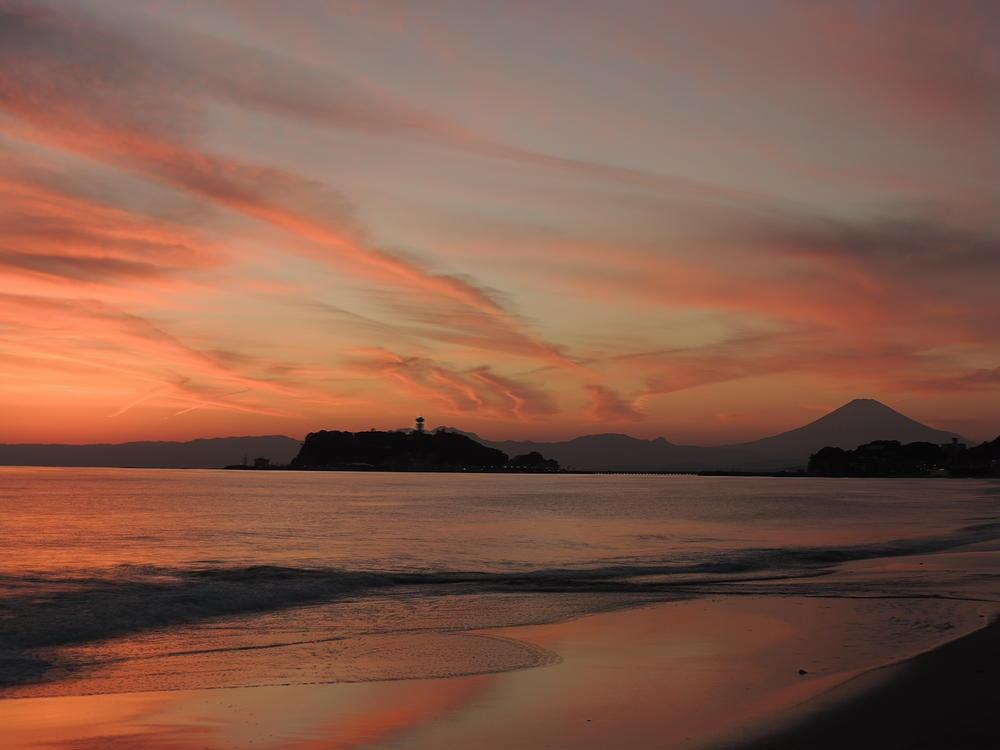 サーベイジさんの稲村ヶ崎海岸への投稿