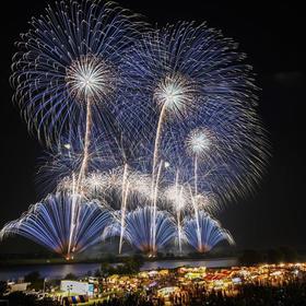 スフォイさんの利根川大花火大会 2019への投稿