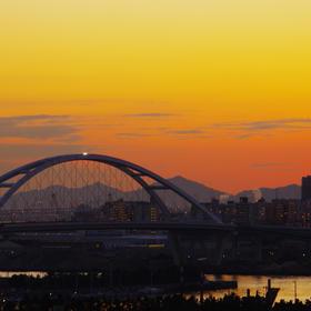 Kazuo Miyakeさんの兵庫県西宮市 西宮浜大橋への投稿