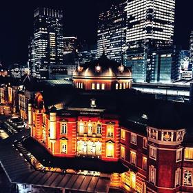 白猫さんの東京駅への投稿