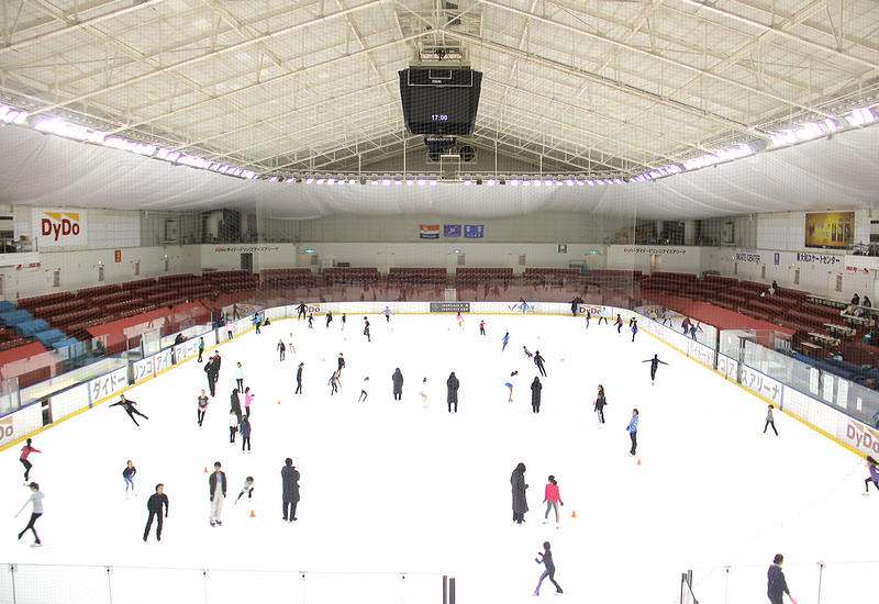 アイス シチズン スケート リンク プラザ